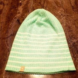 Empyre Accessories - Empyre (Zumiez) Green striped beanie 5929d7771fa